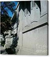 Unity Temple Canvas Print