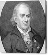 William Bartram (1739-1823) Canvas Print
