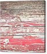 Wood Background Canvas Print