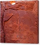Wupatki Pueblo In Wupatki National Monument Canvas Print