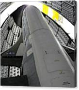 X-37b Orbital Test Vehicle Canvas Print