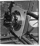 30-inch Telescope Focus, Helwan, Egypt Canvas Print