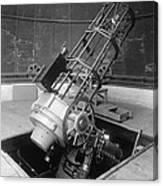 30-inch Telescope, Helwan, Egypt Canvas Print