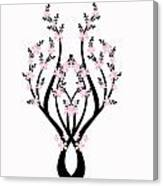 Art Tree Canvas Print