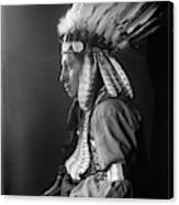Sioux Native American, C1900 Canvas Print