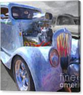 '33 Willy's Canvas Print