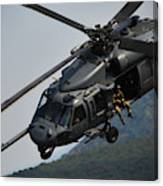 33rd Rescue Squadron, Osan Air Base Canvas Print