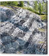 Usa, Alaska, Glacier Bay National Park Canvas Print