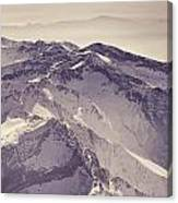 3.478 Meters Aerial Retro Canvas Print
