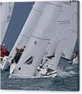 All Sail Canvas Print