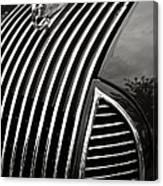 '36 Pontiac  Canvas Print