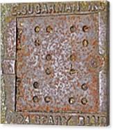 3624 Geary Blvd. San Fran Canvas Print