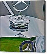 37 Benz Canvas Print