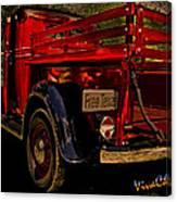 37 Ranch Truck Canvas Print
