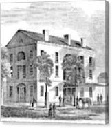 Washington, D Canvas Print
