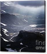 Aerial Photo Canvas Print