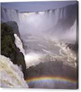 Iguazu Falls National Park, Argentina Canvas Print