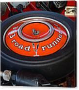 383 Road Runner Canvas Print