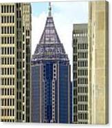 Atlanta Ga. Canvas Print