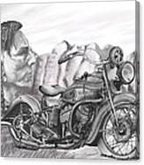 39 Scout Canvas Print