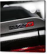 392 Hemi Dodge Challenger Srt Canvas Print