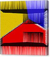 3d Abstract 1 Canvas Print