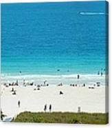 3rd Ocean Lifeguard Canvas Print