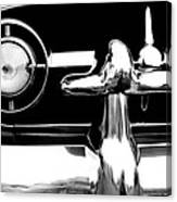 1953 Chevrolet Bel Air Canvas Print