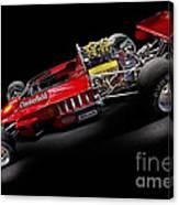 1974 Lola T332  F5000 Race Car V8 5 Litre Canvas Print