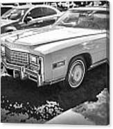 1978 Cadillac Eldorado Canvas Print