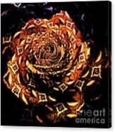4 4 Echo Rose Canvas Print