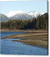 Alaskan Beauty Canvas Print