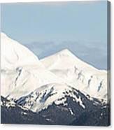 Alaskan Landscape Canvas Print