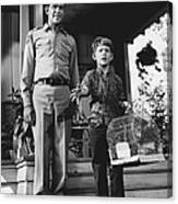 Andy Griffith Canvas Print