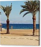 Aqaba Canvas Print