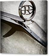 Buick Riviera Hood Ornament  Canvas Print