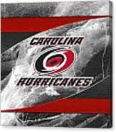 Carolina Hurricanes Canvas Print