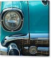Chevrolet Canvas Print