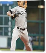Chicago White Sox V Houston Astros Canvas Print