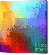 Citiscape Canvas Print