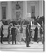 Civil Rights Protest, 1965 Canvas Print