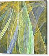 Colorful Figures Canvas Print