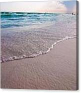 Destin Florida Beach Scenes Canvas Print