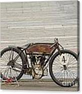 Excelsior Board Track Racer II Canvas Print