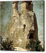 Fairy Chimney In Goreme Canvas Print