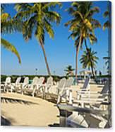Florida Keys Canvas Print