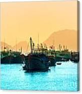 Halong Bay - Vietnam Canvas Print