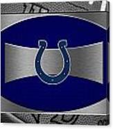 Indianapolis Colts Canvas Print