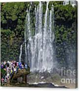 Iquazu Falls - South America Canvas Print