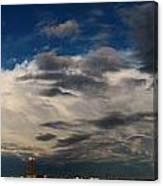 Let The Storm Season Begin Canvas Print